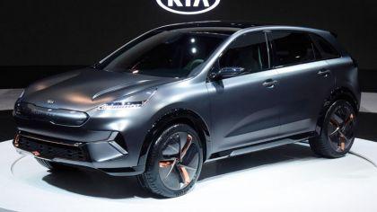 2018 Kia Niro EV concept 8