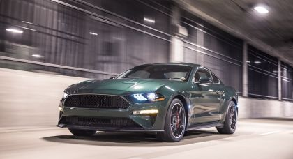 2018 Ford Mustang Bullitt 1