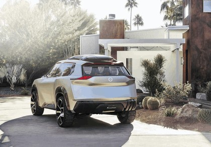 2018 Nissan Xmotion concept 3