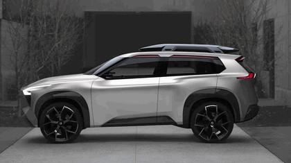 2018 Nissan Xmotion concept 9