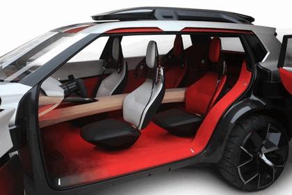 2018 Nissan Xmotion concept 33