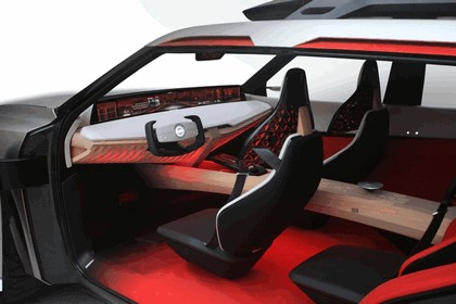 2018 Nissan Xmotion concept 34