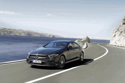 2018 Mercedes-AMG CLS 53 4Matic+ 2