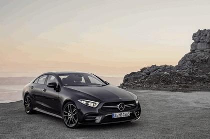 2018 Mercedes-AMG CLS 53 4Matic+ 4