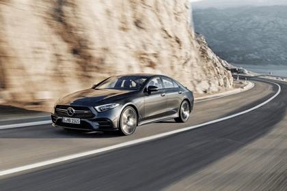 2018 Mercedes-AMG CLS 53 4Matic+ 14