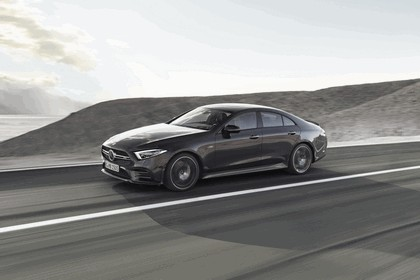 2018 Mercedes-AMG CLS 53 4Matic+ 15