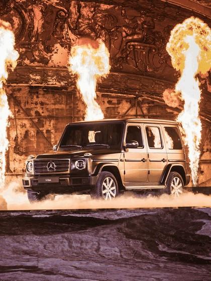 2018 Mercedes-Benz G-klasse ( W464 ) 42