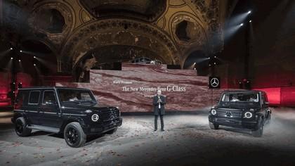 2018 Mercedes-Benz G-klasse ( W464 ) 47