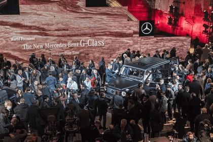 2018 Mercedes-Benz G-klasse ( W464 ) 58