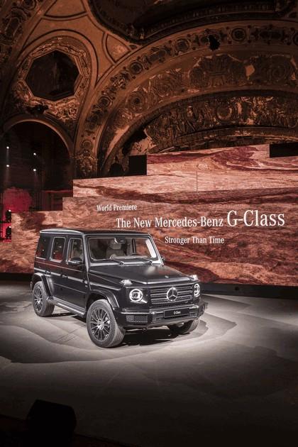 2018 Mercedes-Benz G-klasse ( W464 ) 65