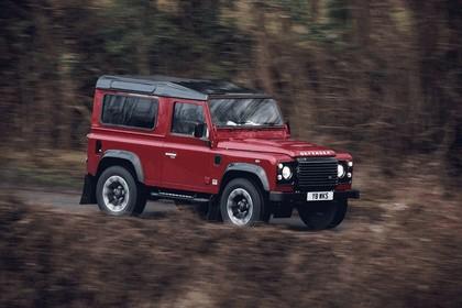 2018 Land Rover Defender Works V8 1