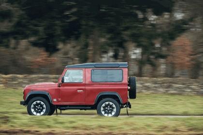 2018 Land Rover Defender Works V8 3