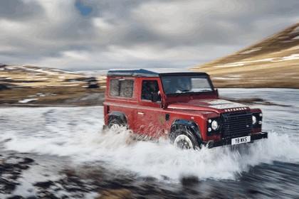 2018 Land Rover Defender Works V8 5