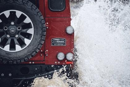 2018 Land Rover Defender Works V8 6