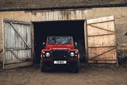 2018 Land Rover Defender Works V8 7