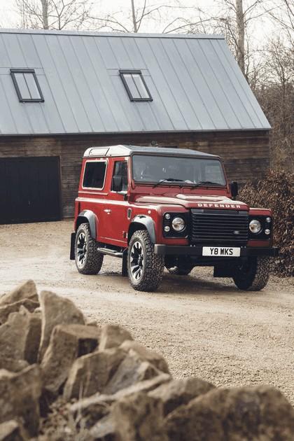 2018 Land Rover Defender Works V8 10