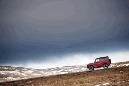 2018 Land Rover Defender Works V8 11