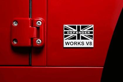 2018 Land Rover Defender Works V8 15