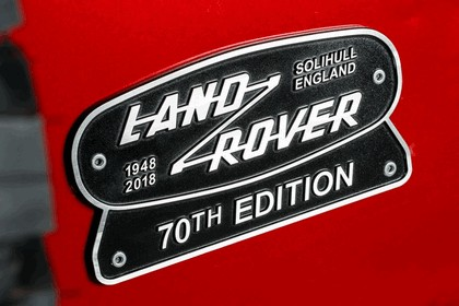 2018 Land Rover Defender Works V8 16