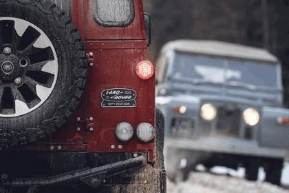 2018 Land Rover Defender Works V8 18