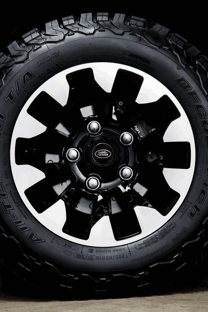 2018 Land Rover Defender Works V8 20