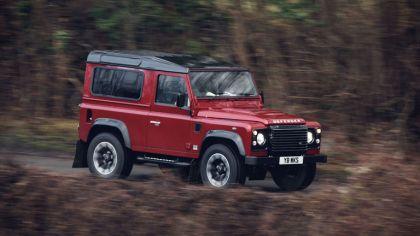 2018 Land Rover Defender Works V8 8