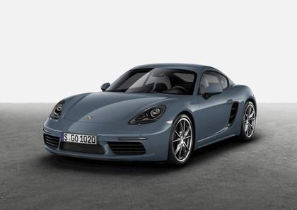 2018 Porsche Cayman ( 718 ) 1