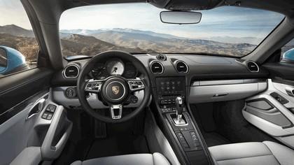 2018 Porsche Cayman ( 718 ) S 16