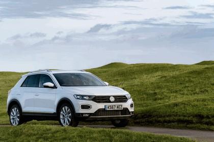 2018 Volkswagen T-Roc - UK version 1