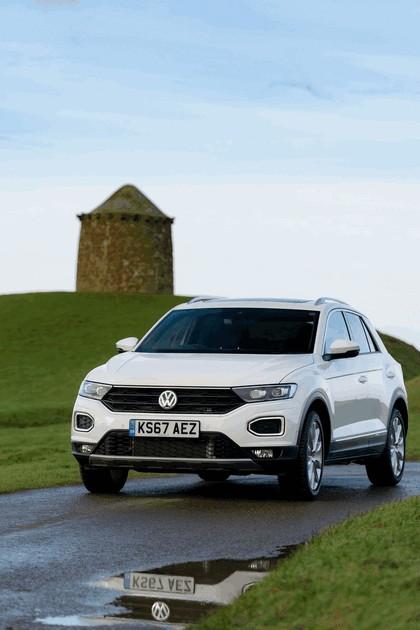 2018 Volkswagen T-Roc - UK version 5