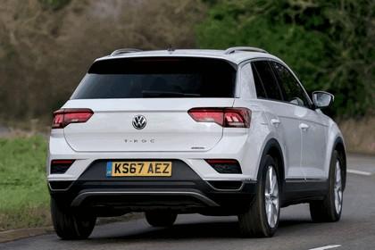 2018 Volkswagen T-Roc - UK version 10