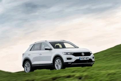 2018 Volkswagen T-Roc - UK version 11