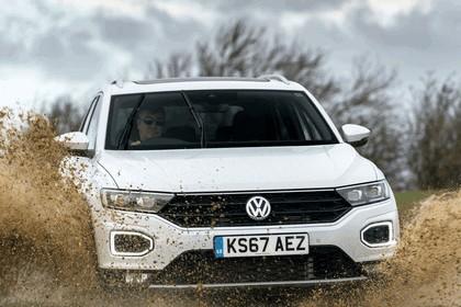 2018 Volkswagen T-Roc - UK version 15