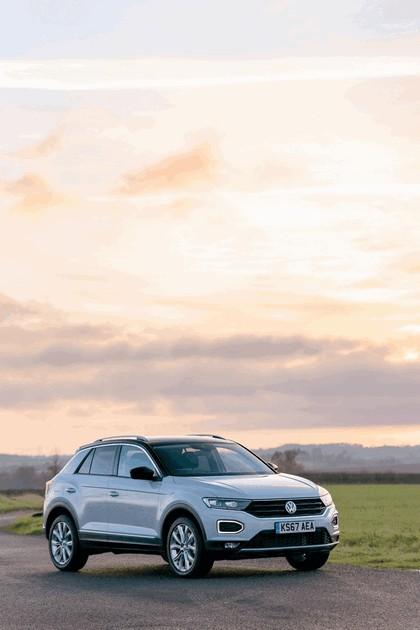 2018 Volkswagen T-Roc - UK version 22