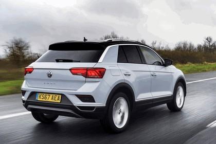 2018 Volkswagen T-Roc - UK version 25