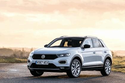 2018 Volkswagen T-Roc - UK version 43