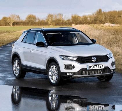 2018 Volkswagen T-Roc - UK version 46