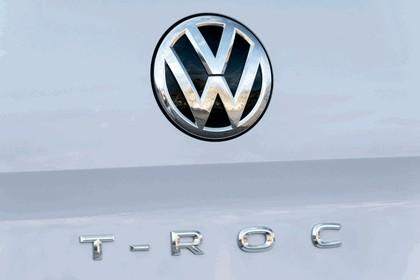 2018 Volkswagen T-Roc - UK version 57