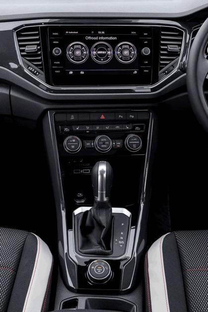 2018 Volkswagen T-Roc - UK version 74