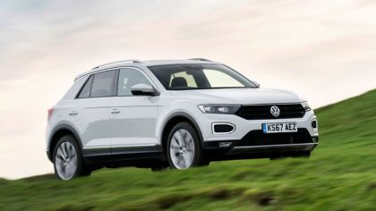 2018 Volkswagen T-Roc - UK version 5