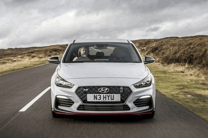 2017 Hyundai i30 N - UK version 14