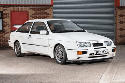 1987 Ford Sierra RS500 Cosworth - UK version 1