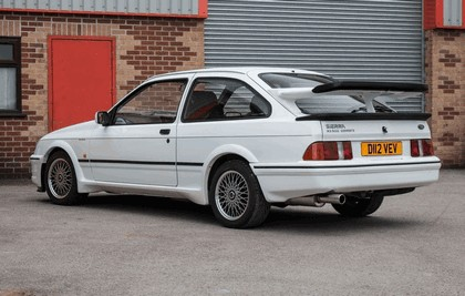 1987 Ford Sierra RS500 Cosworth - UK version 2