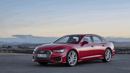 2018 Audi A6 Limousine 1