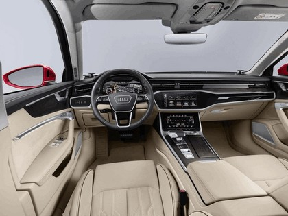 2018 Audi A6 Limousine 10