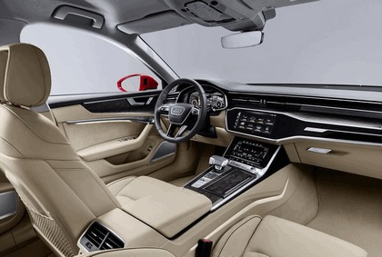 2018 Audi A6 Limousine 11