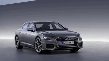 2018 Audi A6 Limousine 18