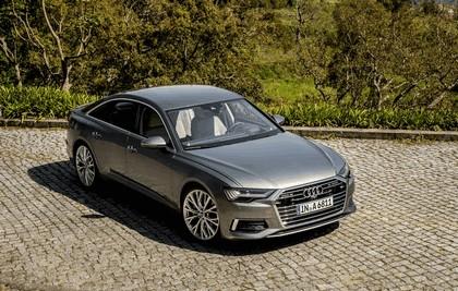 2018 Audi A6 Limousine 34