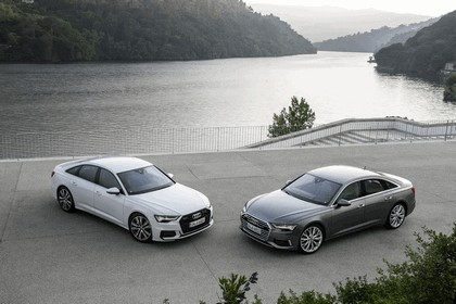 2018 Audi A6 Limousine 58