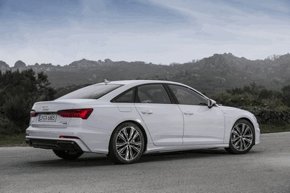 2018 Audi A6 Limousine 62